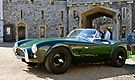 1963 AC Cobra 289 at Windsor Castle  by MarcW