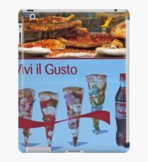 Vivi Il Gusto! iPad Case/Skin