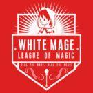 League of Magic: White by machmigo