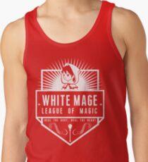 League of Magic: White Men's Tank Top