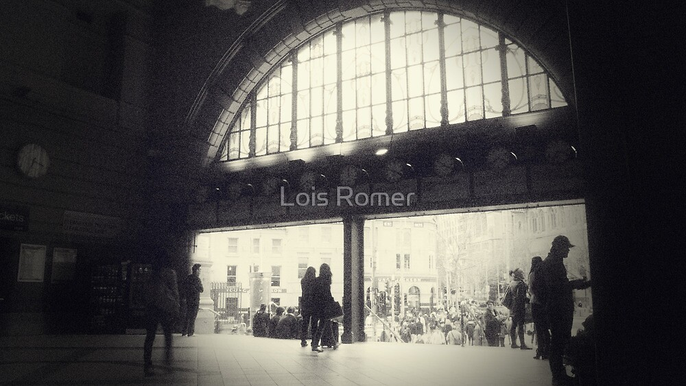 Station news by Lois Romer
