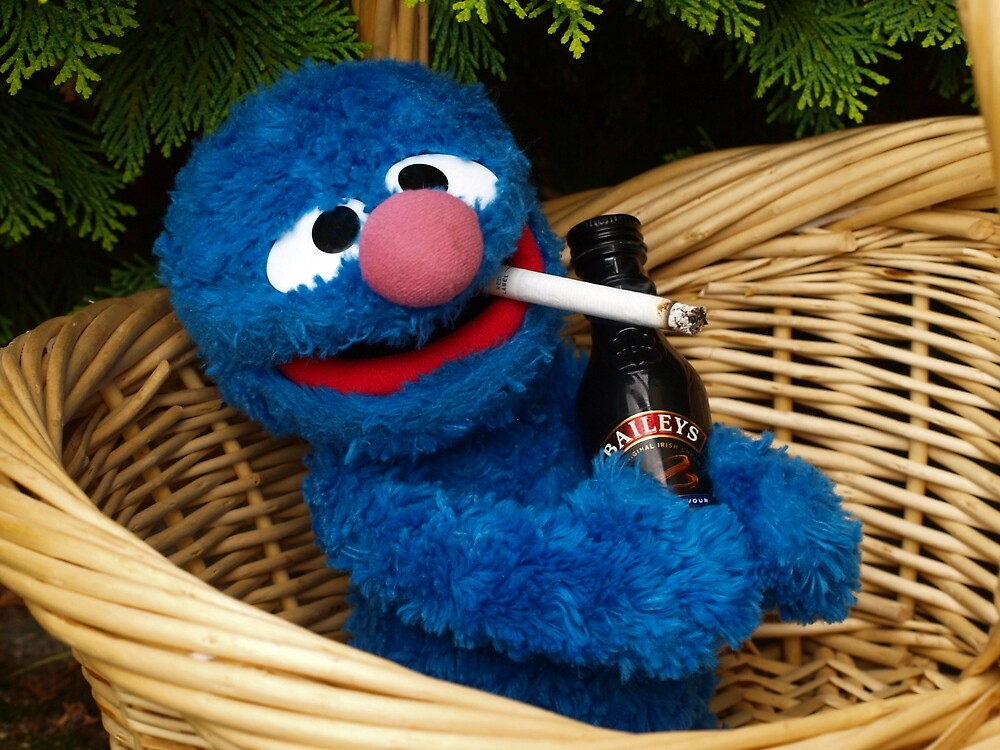 Addicted Grover by ulryka