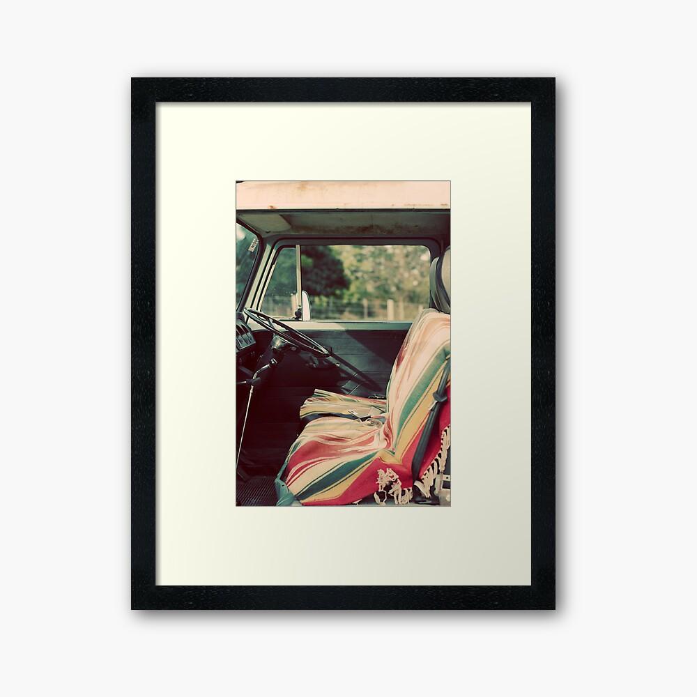 Summer Love... Framed Art Print