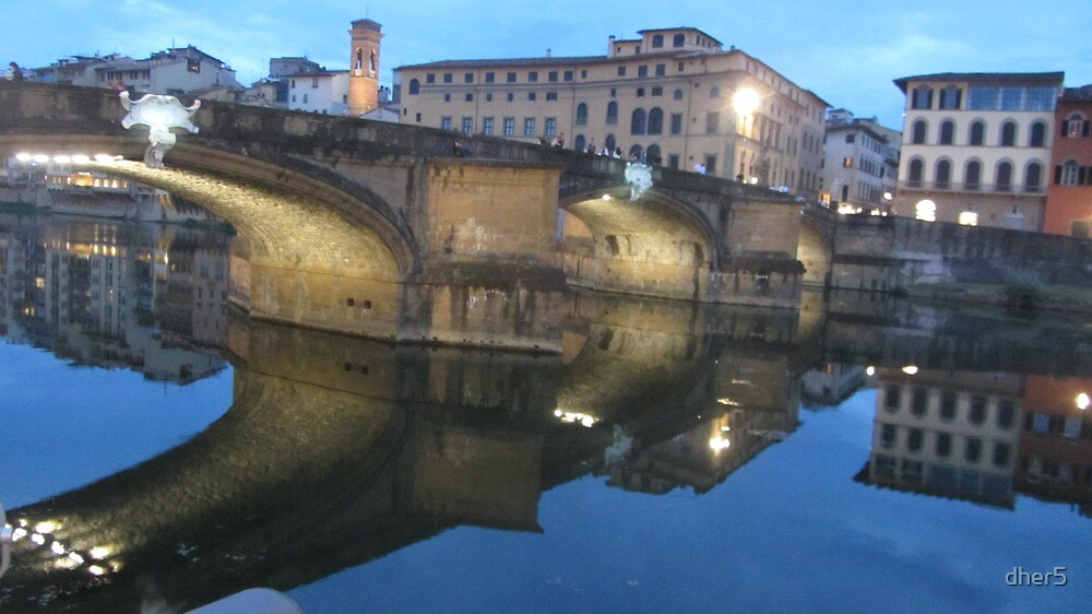 Florentine Reflections by dher5