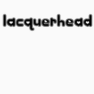 Lacquerhead Sticker - Hearts by talmore