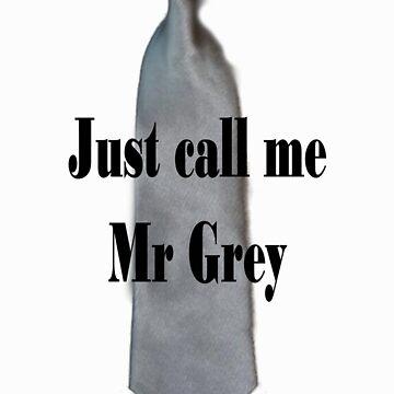 I am Mr Grey by lucyhryan