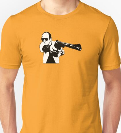 Hunter S Thompson - Gun T-Shirt