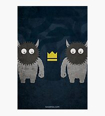 Where the Wild Things Are w/o Title Photographic Print