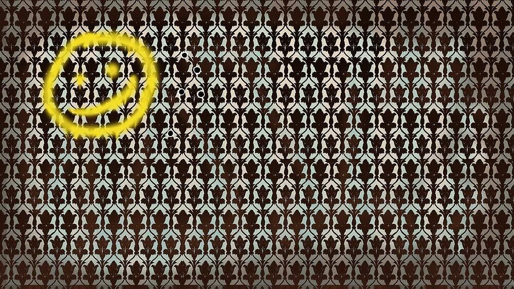 Sherlock Background by Blackberryninja