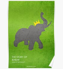 The Story of Babar Poster