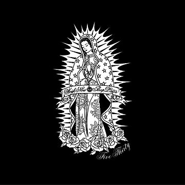 Virgen de Guadalupe by FreeGoosie
