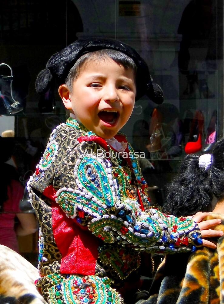 Cuenca Kids 182 by Al Bourassa
