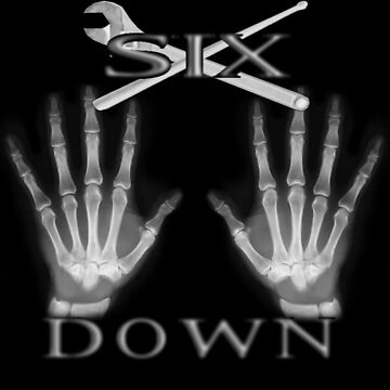 6 Down by IceTigerKitten