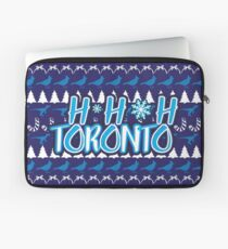 Ho Ho Ho, Toronto Laptop Sleeve