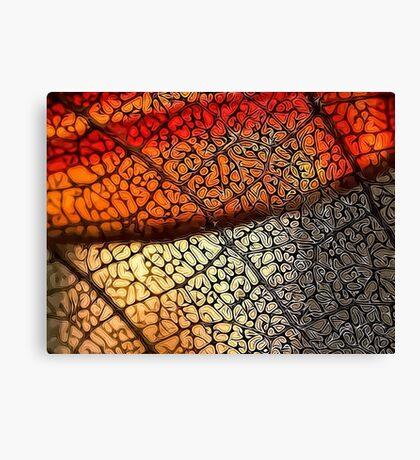 Prints in the Dust Canvas Print
