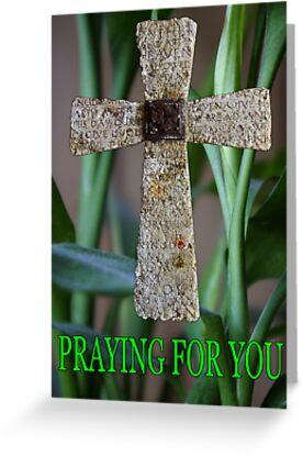 praying for you by dedmanshootn
