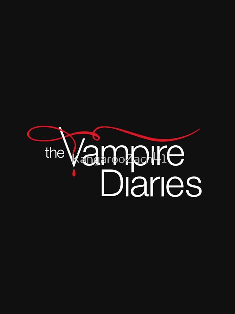 The Vampire Diaries by KangarooZach41