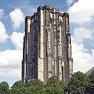 "Big bigger biggest. ""The  Thick Tower"" Zierikzee by hanslittel"