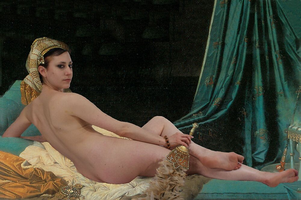 Odalisque by Don McCunn