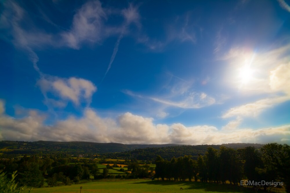 Brecon from a Glance by EDMacDesigns