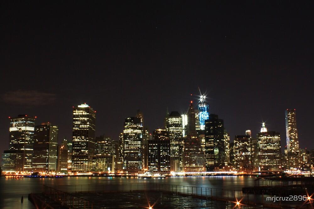 Lower Manhattan Skyline on 09-09-12 by mrjcruz2896