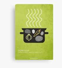 Stone Soup Canvas Print