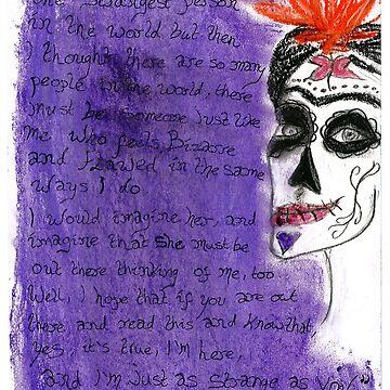 Frida by LadyGrey128