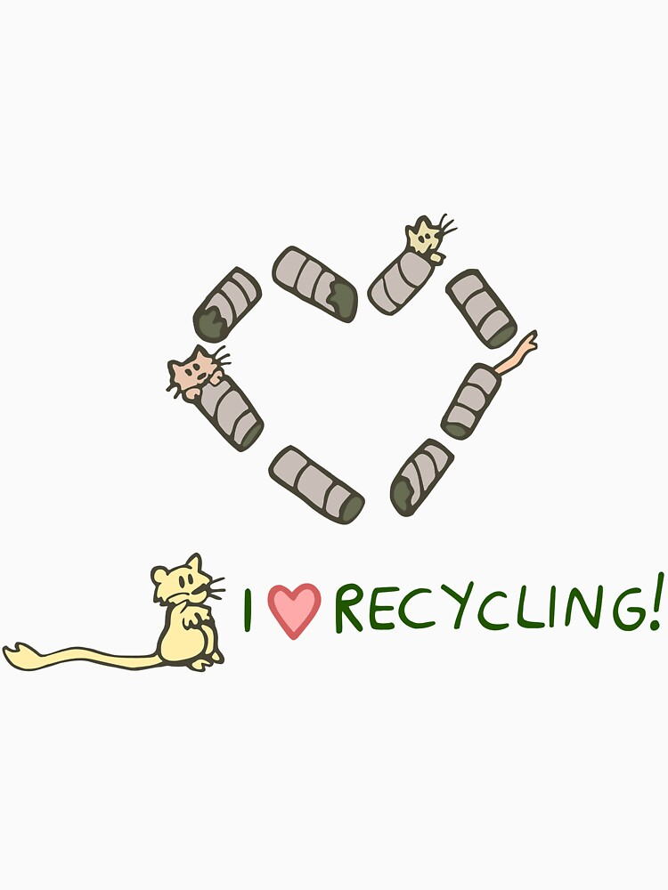 Gerbils Love Recycling by hybridwing