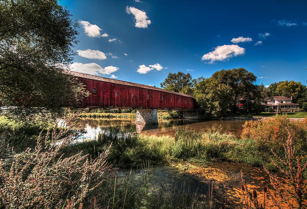 Kissing Bridge by Jeff Smith