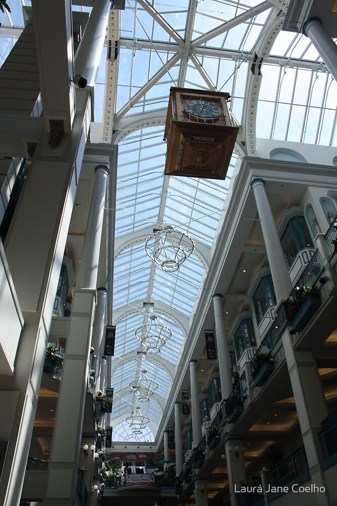 Glass Ceiling by Laura Jane Coelho