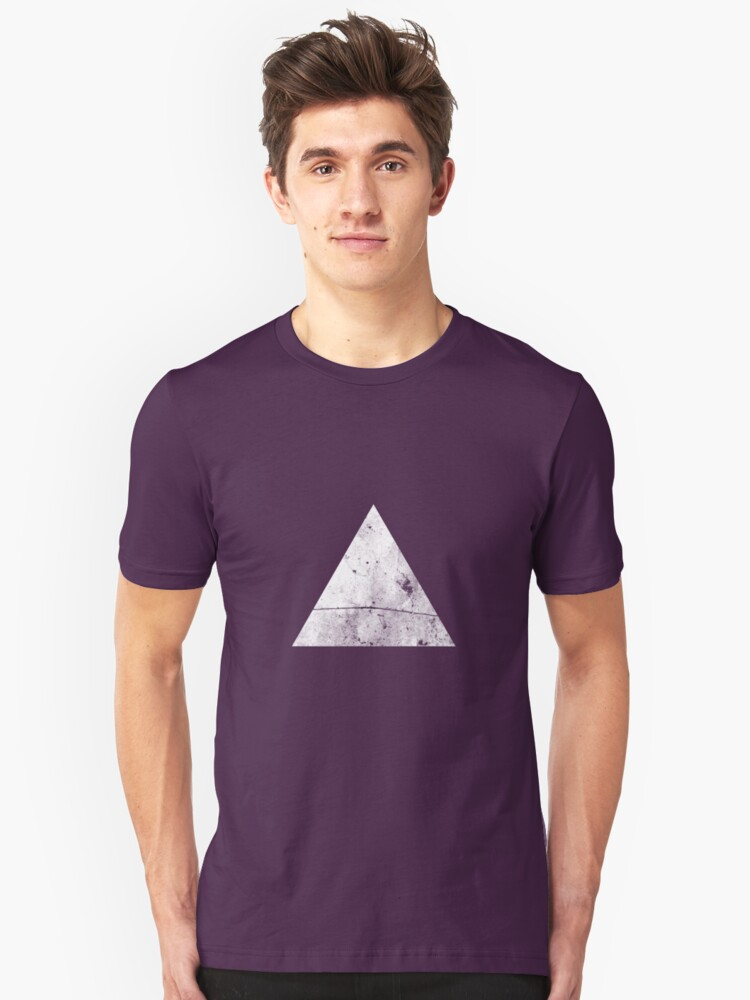 Triangle Unisex T-Shirt Front