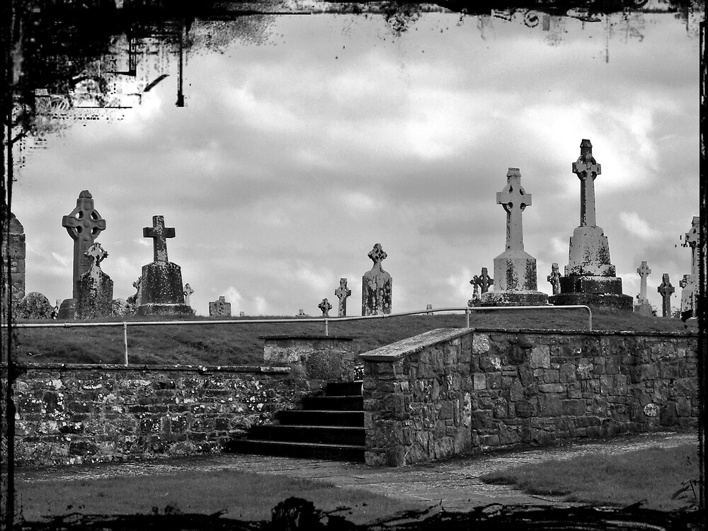 Tombstones by DigitalGifts