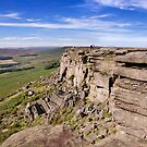Stanage Edge, Peak District National Park, UK by strangelight