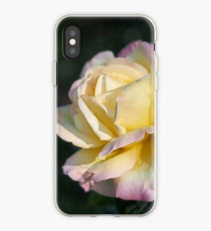 Peace Rose iPhone Case