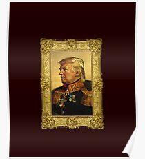 Emperor Trump 2016 Poster