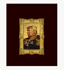 Emperor Trump 2016 Photographic Print