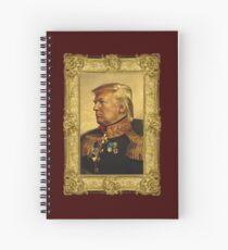 Emperor Trump 2016 Spiral Notebook