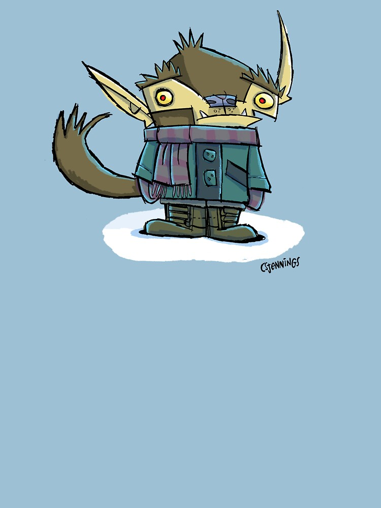 winter wolf by csjennings