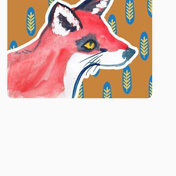 Mr Foxy by pondicherrybaby