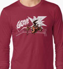 Grave - Finisher  Ver. 2 Long Sleeve T-Shirt
