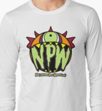 Nightmare Pro Wrestling - Logo  Long Sleeve T-Shirt