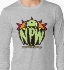 Nightmare Pro Wrestling - Logo  Long Sleeve T-Shirt