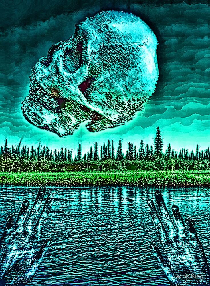Dead Lake by Jacob King