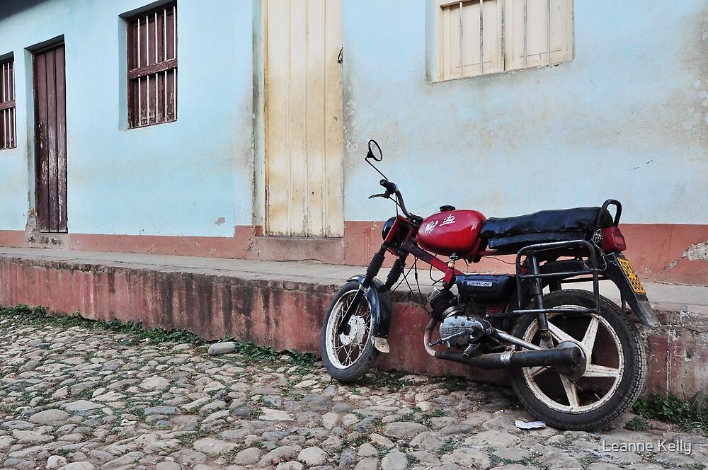 Trinidad de Cuba by Leanne Kelly