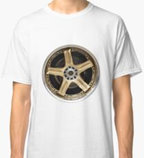 Beautiful Volk Racing GT-C by Rays Engineering sticker Classic T-Shirt