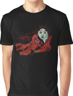 The Chase - Running Away From Fear Graphic T-Shirt