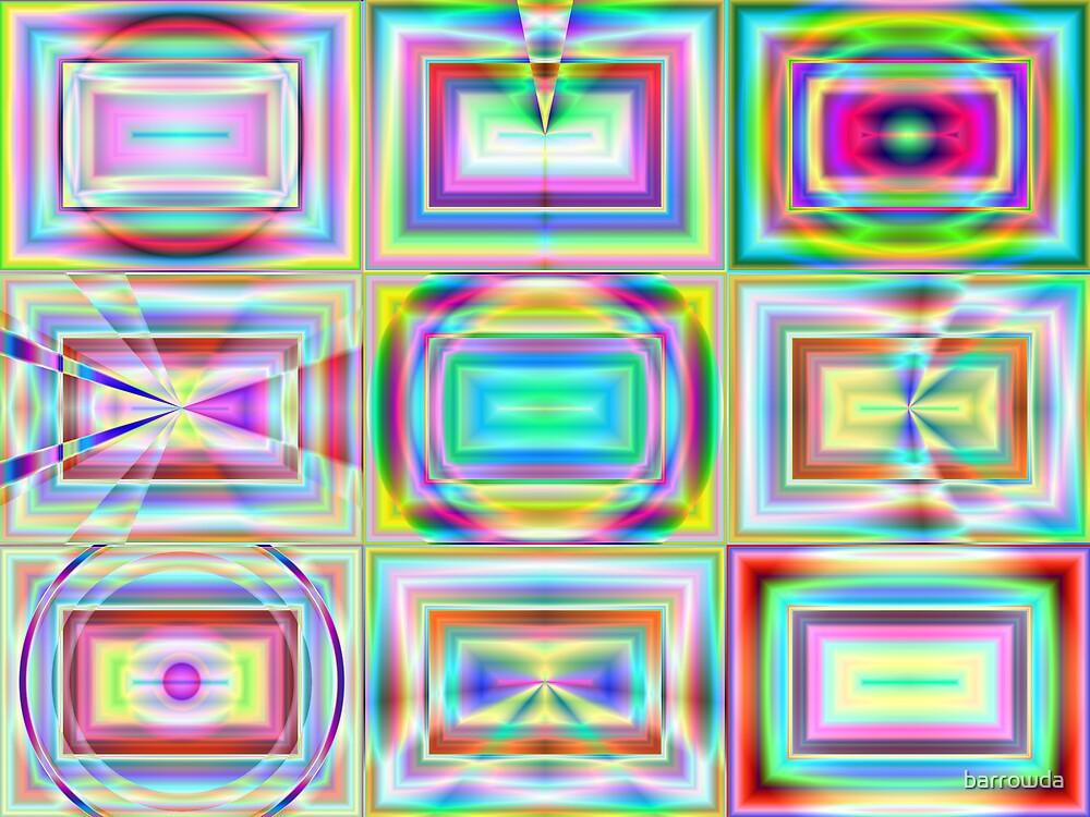 GIMP Digital TV Test Patterns (G0886) by barrowda