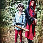 Lost Boys of Shrewsbury Forest by Samuel Vega