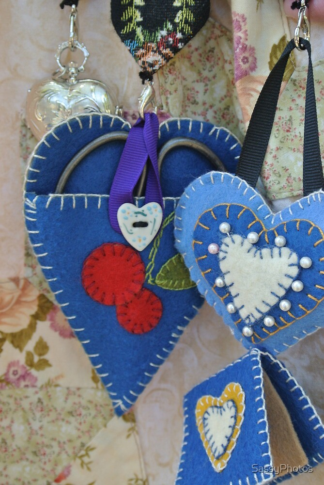 hearts of love by SassyPhotos