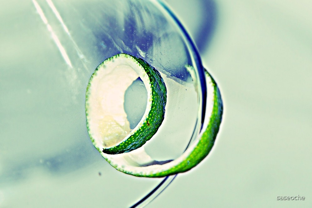 Simple Green Curl by saseoche